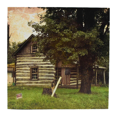 Private Property Art Print