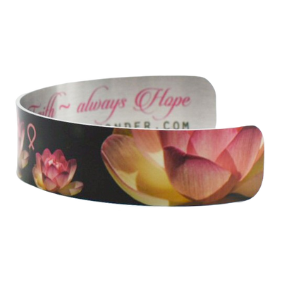 Stay Strong Cuff Bracelet - Wear the Wonder