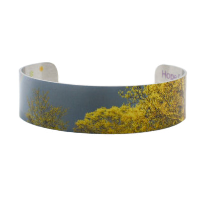 After the Rain Narrow Cuff Bracelet - Wear the Wonder