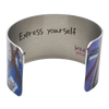 Graffiti Man Cuff Bracelet - Wear the Wonder