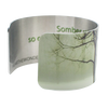 Somber Stillness Cuff Bracelet - Wear the Wonder