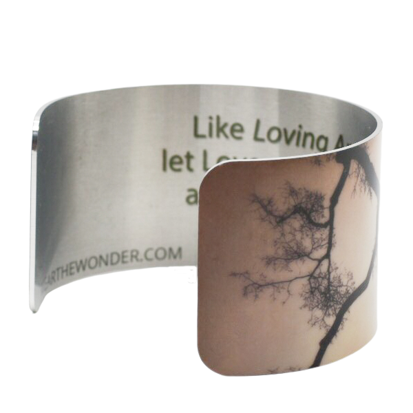 Loving Arms Cuff Bracelet - Wear the Wonder