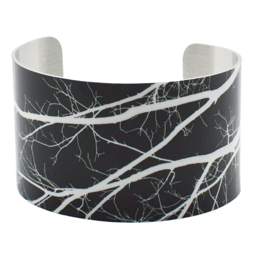 Fresh Perspective Wide Cuff Bracelet