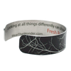 Fresh Perspective Narrow Cuff Bracelet - Wear the Wonder