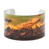 Sunrise in Torres Del Paine Cuff Bracelet - Wear the Wonder