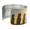 Ahu Tongariki Sunrise Cuff Bracelet - Wear the Wonder