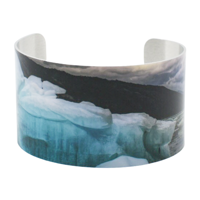 Tip of the Iceberg Cuff Bracelet