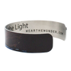 Coastal Light Narrow Cuff Bracelet - Wear the Wonder