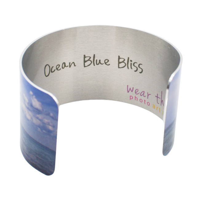 Ocean's Calling Cuff Bracelet - Wear the Wonder