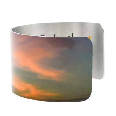 Paint Your Soul Sky Cuff Bracelet - Wear the Wonder