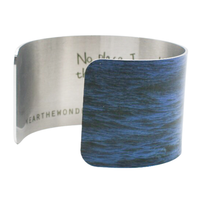 By the Edge of the Sea Cuff Bracelet - Wear the Wonder