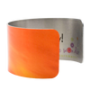Orange Sherbet Sky Cuff Bracelet - Wear the Wonder