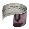 Flower Girl Cuff Bracelet - Wear the Wonder