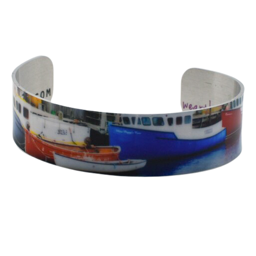 Quaint Simplicity Narrow Cuff Bracelet - Wear the Wonder