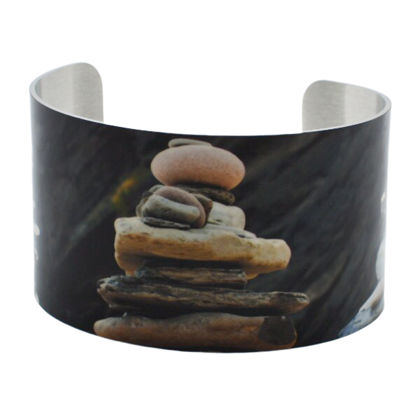 Guided Trails Cuff Bracelet - Wear the Wonder