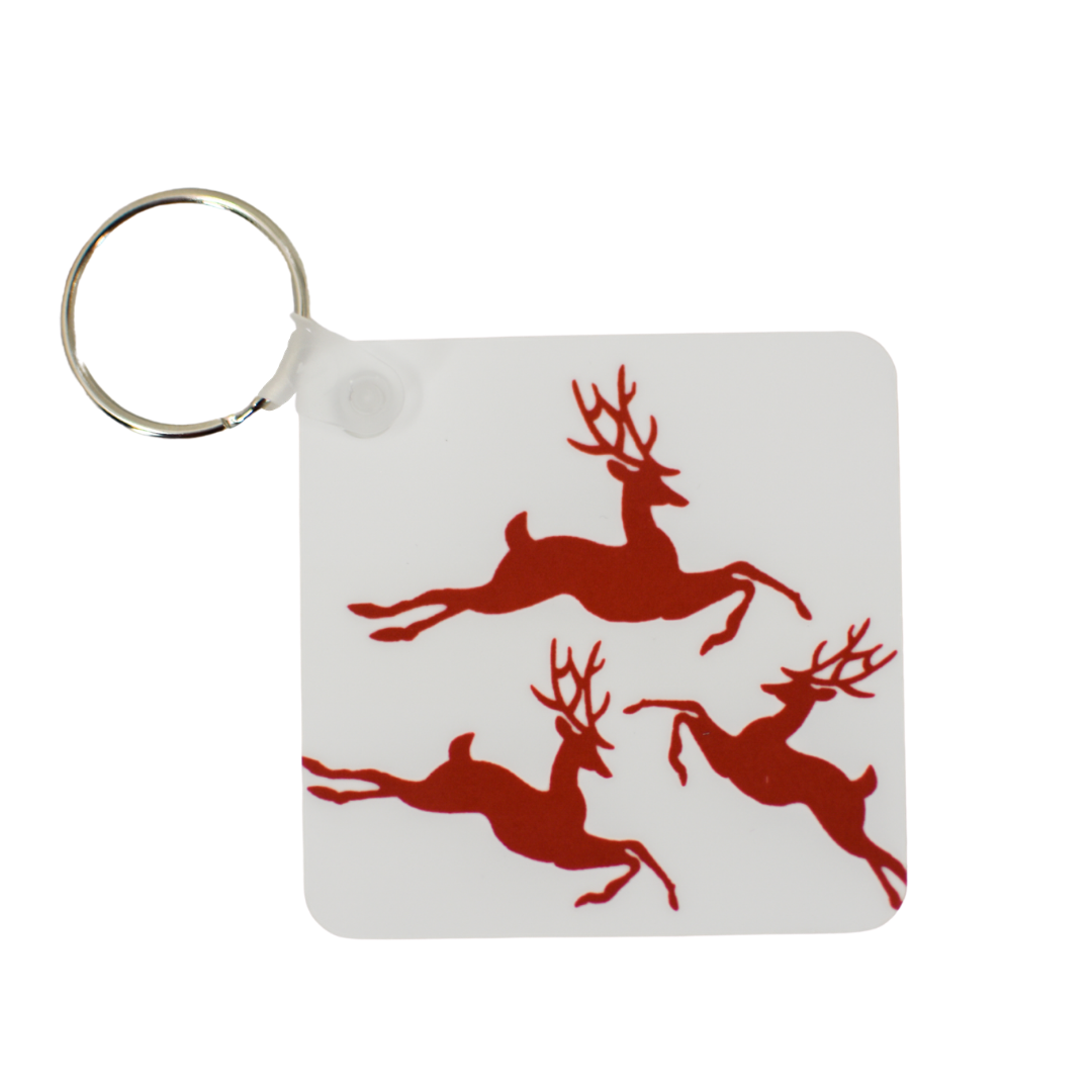 Reindeer Keychain | Wear the Wonder