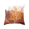 Golden Sycamore Decorative Throw Pillow