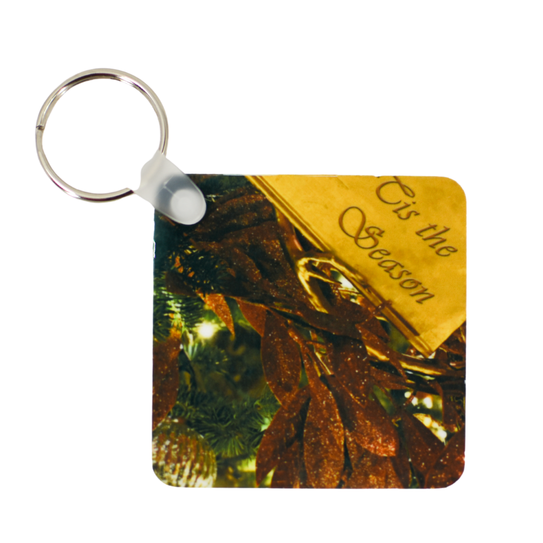 Tis the Season Christmas Keychain | Wear the Wonder