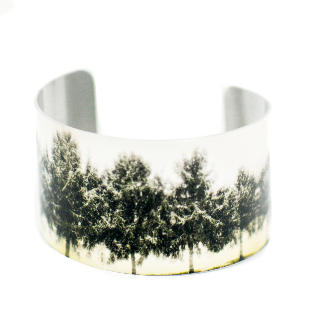Winter Morning Wide Cuff Bracelet | Wear the Wonder