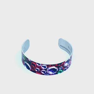 360 product video of Holiday Sparkle Narrow Cuff Bracelet | Wear the Wonder