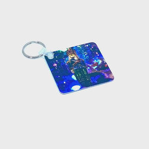 Spinning product video of Nutcracker keychain | Wear the Wonder