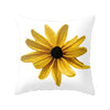 Standard view of Black Eyed Susan Throw Pillow | Wear the Wonder