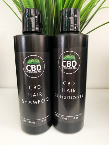 100mg HAIR SHAMPOO and CONDITIONER