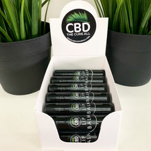 Load image into Gallery viewer, CBD 25mg Lip Balm Stick BOX  Dozen