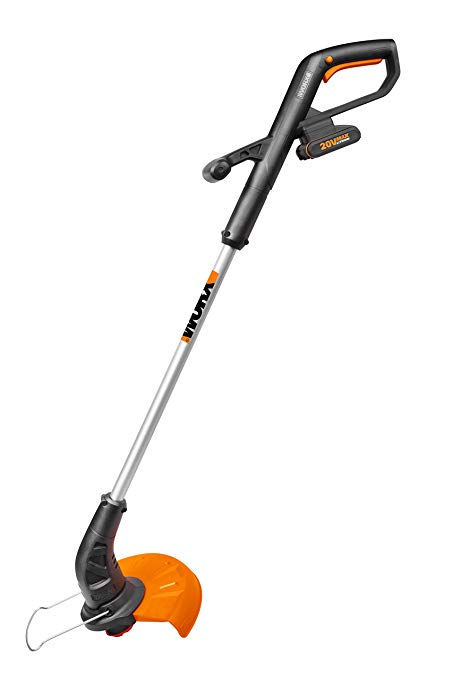 WORX WG157E TRIMMER a BATTERIA 20V da 1,5 Ah al litio