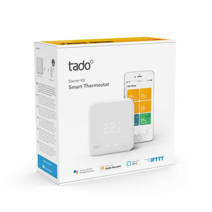 TADO TERMOSTATO INTELLIGENTE V3- Kit di base