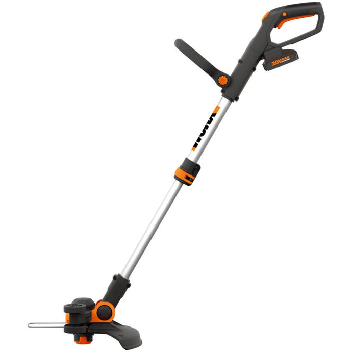 WORX WG163E TRIMMER BATTERIA 20V da 2,0 Ah al litio