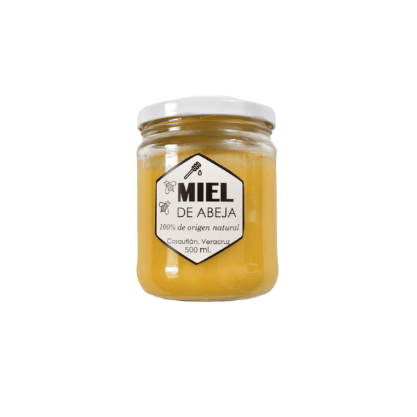 Miel de abeja natural - Cafetto 22