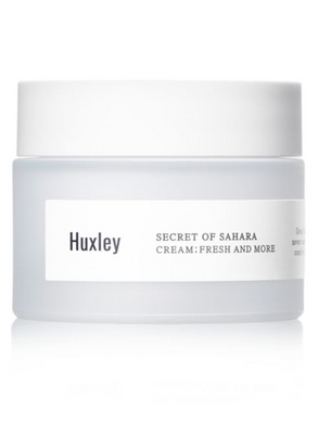 Huxley Cream: Fresh and More - K.Yeppuda