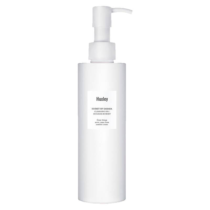 Huxley Cleansing Gel: Be Clean, Be Moist - K.Yeppuda