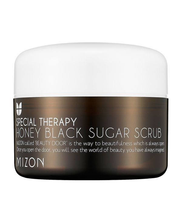 Mizon Honey Black Sugar Scrub 90g - K.Yeppuda