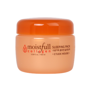 Etude House Moistfull Collagen Sleeping Pack 100ml - K.Yeppuda