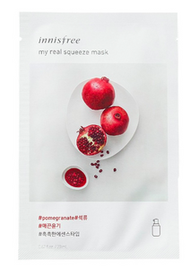 Innisfree My Real Squeeze Mask Sheet - K.Yeppuda