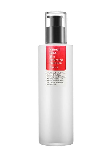 Natural BHA Skin Returning Emulsion 100 ml