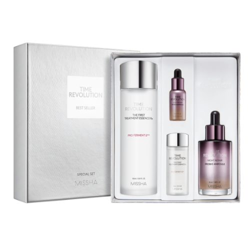 Time Revolution Best Seller Special Set 4pcs