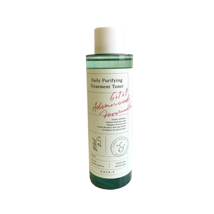 Axis-Y Daily Purifying Treatment Toner 200 ml - K.Yeppuda