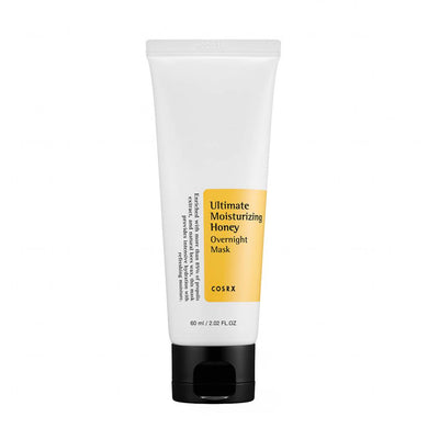 Cosrx Ultimate Moisturizing Honey Overnight Mask 60 ml - K.Yeppuda