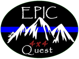 Epic 4x4 Quest apparel & accessories