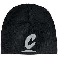 Load image into Gallery viewer, Corner Cannabis embroidered logo CP91 100% Acrylic Beanie