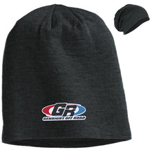 Load image into Gallery viewer, GenRight embroidered logo DT618 District Slouch Beanie