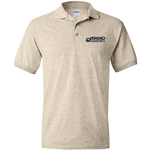 Load image into Gallery viewer, Offroad Design embroidered logo G880 Gildan Jersey Polo Shirt