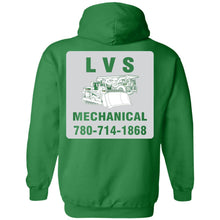 Load image into Gallery viewer, LVS Mechanical G185 Gildan Pullover Hoodie 8 oz.