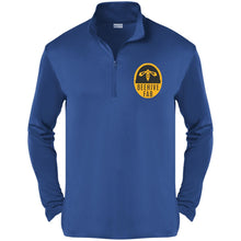 Load image into Gallery viewer, Beehive FAB embroidered logo ST357 Sport-Tek Competitor 1/4-Zip Pullover