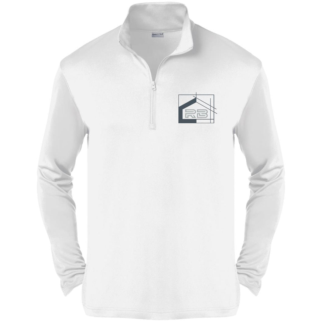 Rullo embroidered logo ST357 Sport-Tek Competitor 1/4-Zip Pullover