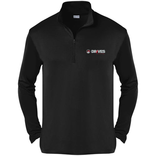Drives at Mile High embroidered logo ST357 Sport-Tek Competitor 1/4-Zip Pullover