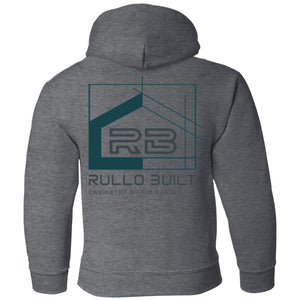Rullo 2-sided print G185B Gildan Youth Pullover Hoodie